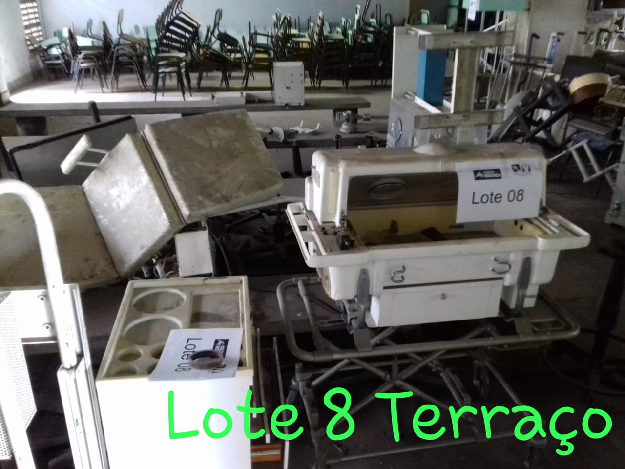 LOTE 474